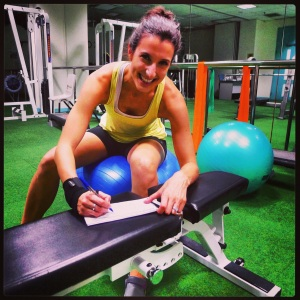 Alison McLaughlin - Registered Dietitian and food enthusiast  (Dubai, UAE)