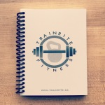 TrainRite Compact Fitness Journal